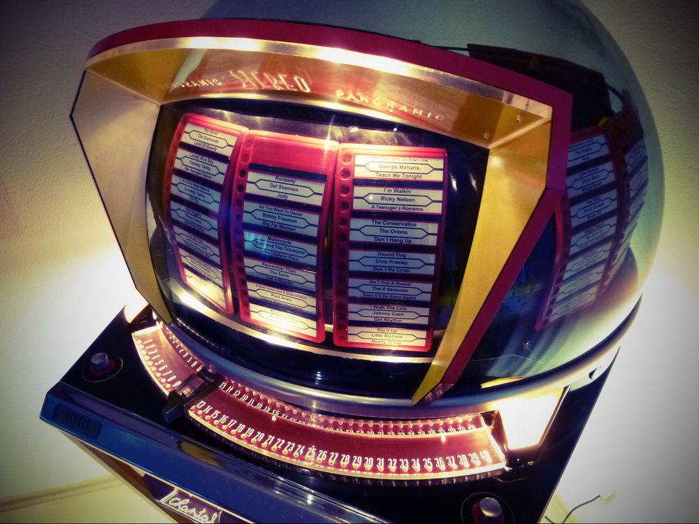 Jukebox Chantal Panoramic 200
